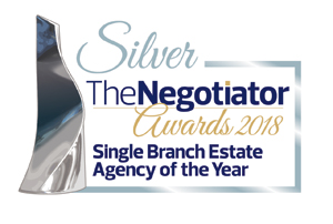 The Negotiator Award - Silver, Single Branch Estate Agency of the Year