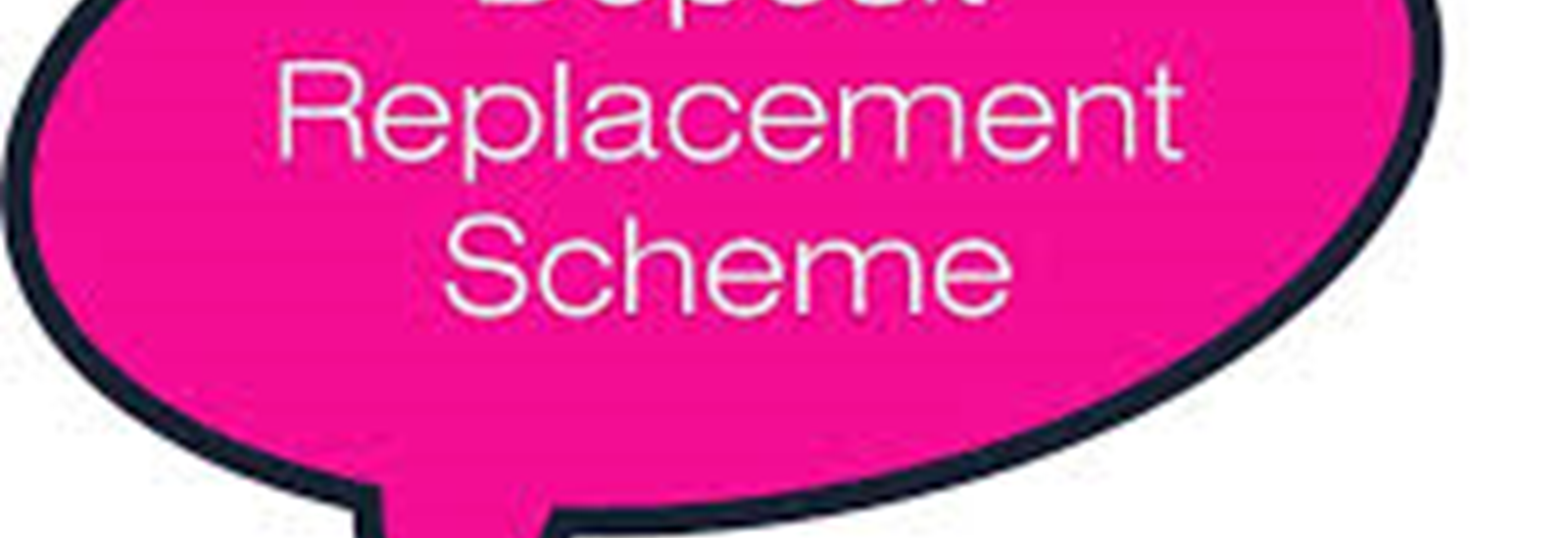 Banner for Inspire have signed up to a Deposit Replacement Scheme