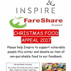 Christmas Food Appeal 2017