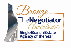 Bronze The Negotiator Award 2019